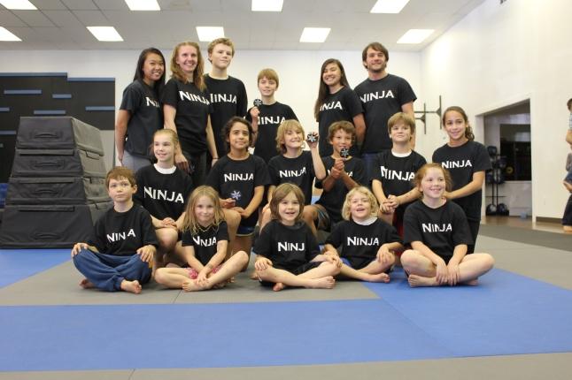 Ninja Grading 11